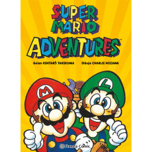 Cómic - Super Mario Adventures