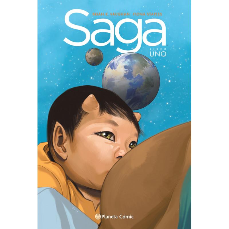 Cómic - Saga integral 1