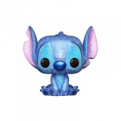 Figura Funko Pop - Disney 159 - Stitch - Edición limitada - Diamond Collection