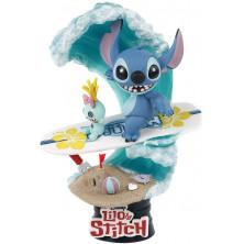Figura diorama Disney - Lilo y Stitch