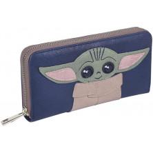 Cartera billetera Star Wars - The Mandalorian - Baby Yoda