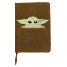 Cuaderno Star Wars: The Mandalorian - Baby Yoda - Precious Cargo