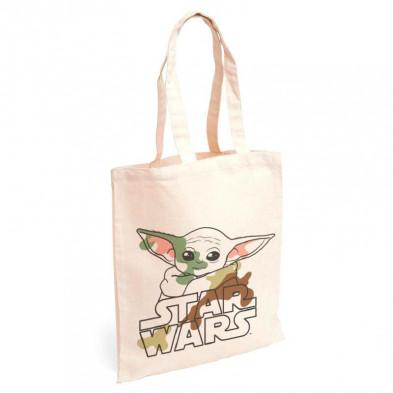 Bolsa de tela Star Wars: The Mandalorian - Baby Yoda
