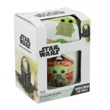 Set de regalo Star Wars: The Mandalorian - Baby Yoda