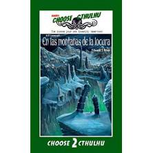 Libro juego - Choose Cthulhu: en las montañas de la locura