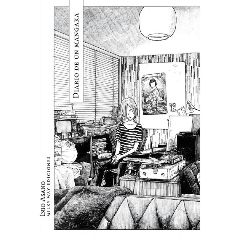 Cómic - Diario de un mangaka