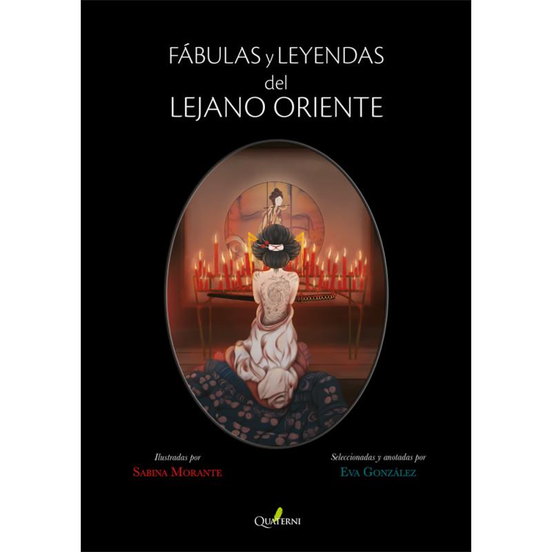 Libro - Fábulas y leyendas del lejano Oriente