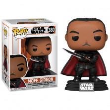 Figura Funko Pop - Star Wars: El Mandaloriano 380 - Moff Gideon