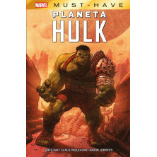 Cómic - Marvel Must-Have: Planeta Hulk