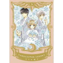 Cómic - Card Captor Sakura Clamp 3