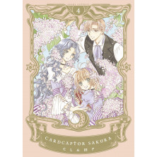 Cómic - Card Captor Sakura 4 - Clamp