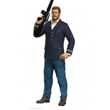 Figura Abraham Ford Walking Dead