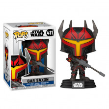 Figura Funko Pop - Star Wars 411 - Gar Saxon