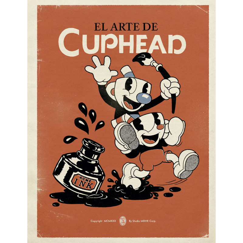 Libro - Ell arte de Cuphead