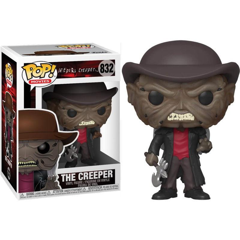 Figura Funko Pop - Jeepers Creepers 832 - The Creeper
