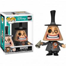 """Figura Funko Pop - Pesadilla antes de navidad 807 - Alcalde (""""Mayor"""")"""