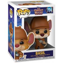 Figura Funko Pop - Disney - The Great Mouse Detective 774 - Basil