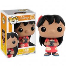 Figura Funko Pop - Disney 124 - Lilo