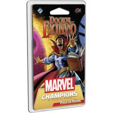 """Juego de cartas - Pack de héroe para """"Marvel Champions"""" - Doctor Extraño"""