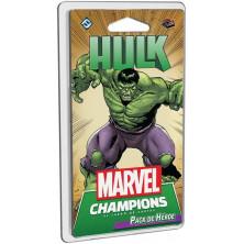 """Juego de cartas - Pack de héroe para """"Marvel Champions"""" - Hulk"""