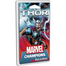 """Juego de cartas - Pack de héroe para """"Marvel Champions"""" - Thor"""