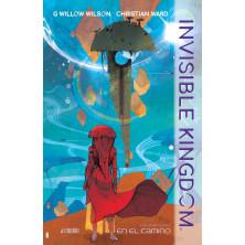 Cómic - Invisible Kingdom 1