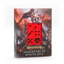 Juego de dados - Daughters of Khaine - Warhammer - Age of Sigmar