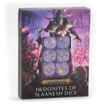 Juego de dados - Hedonites of Slaanesh - Warhammer - Age of Sigmar