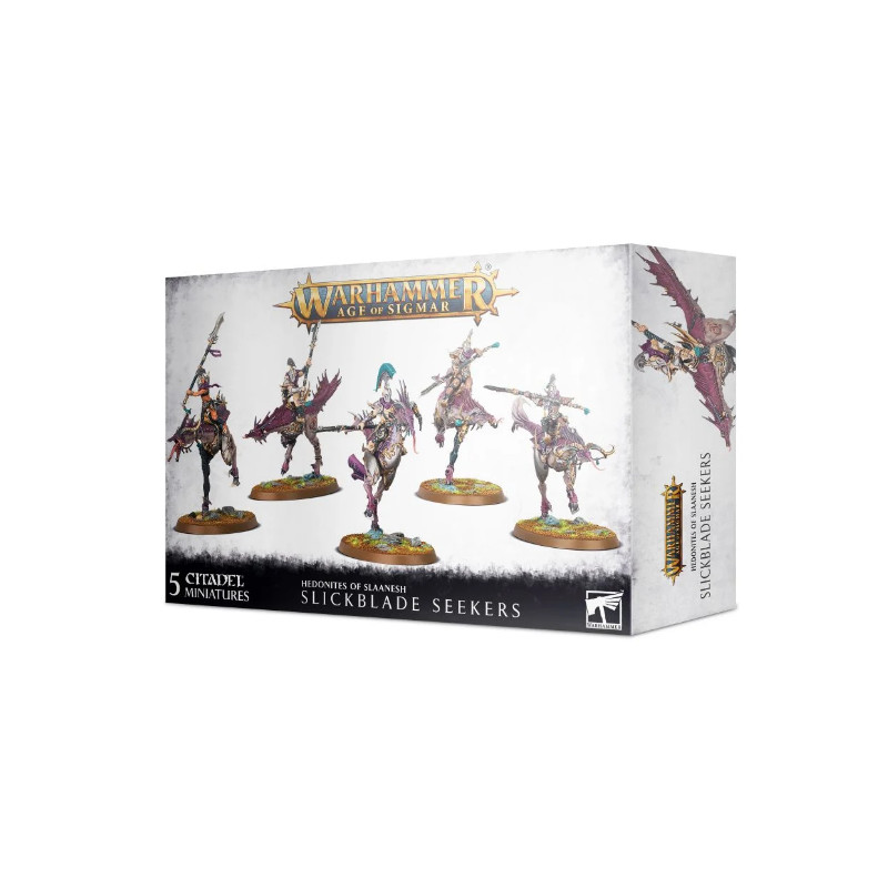 Slickblade Seekers - Warhammer - Age of Sigmar