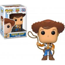 Figura Funko Pop - Toy Story 4 522 - Sheriff Woody