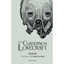 Libro - Los cuadernos Lovecraft 1/2: Dagón