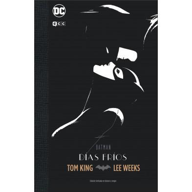 Cómic - Batman: días fríos - Edición Deluxe limitada