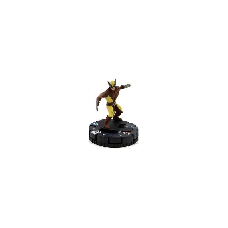Figura de Heroclix - Wolverine 004