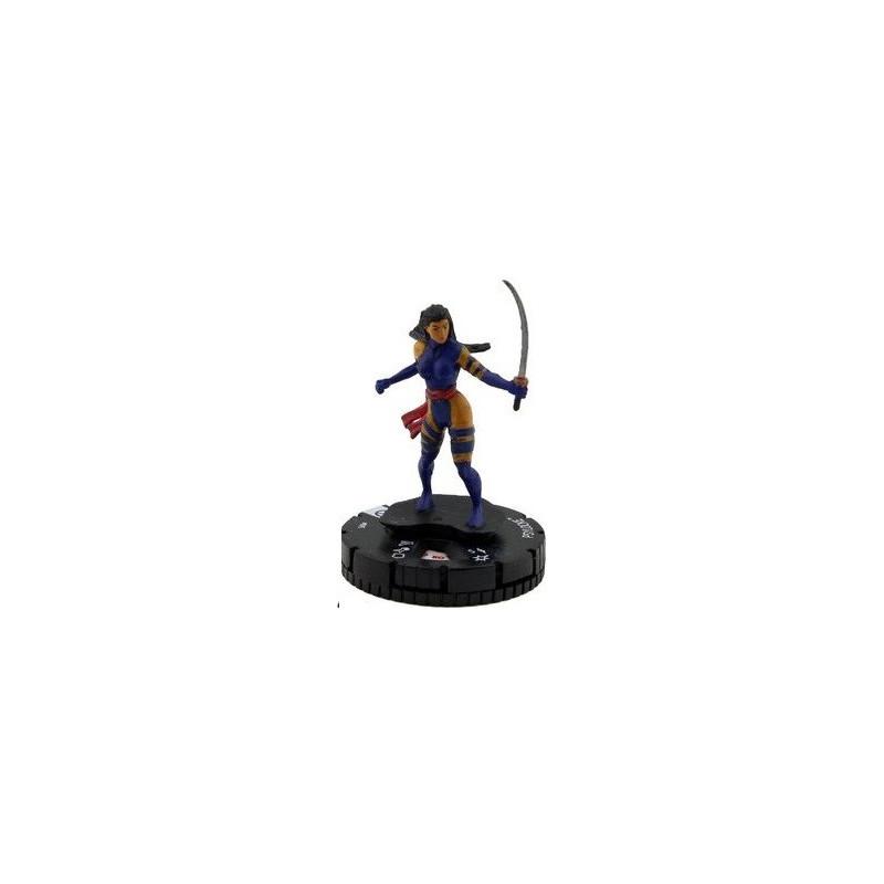 Figura de Heroclix - Psylocke 005