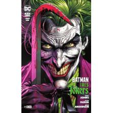 Cómic - Batman: tres Jokers 1