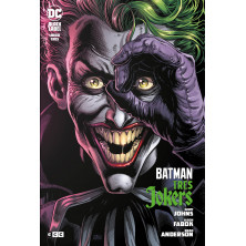 Cómic - Batman: tres Jokers 3