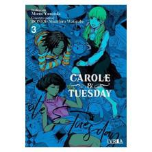 Cómic - Carole & Tuesday 3