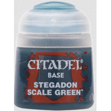 Citadel - Base - Stegadon Scale Green (12ml)