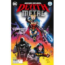 Cómic Noches oscuras: Death Metal 01