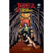 Cómic - Joker: la sonrisa del demonio