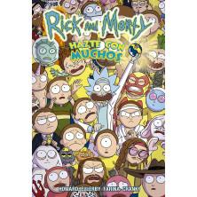 Cómic - Rick y Morty - Hazte con muchos
