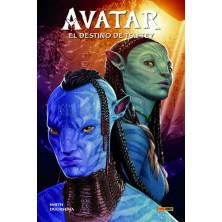 Cómic - Avatar: el destino de Tsu'Tey