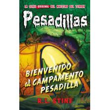 Bienvenido al campamento Pesadilla