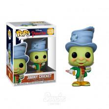 Figura Funko Pop - Pinocho 1026 - Pepito Grillo (Jimmy Cricket)