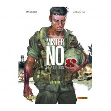 Cómic - Mister No Revolution: Vietnam