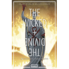 Cómic - The Wicked + the Divine 08
