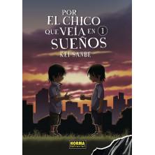 Cómic - Por el chico que veía en sueños 1 - Edición especial limitada