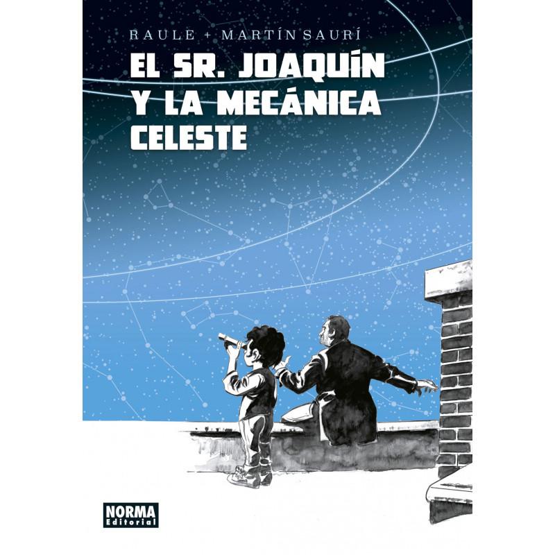 Cómic - El sr. Joaquín y la mecánica celeste