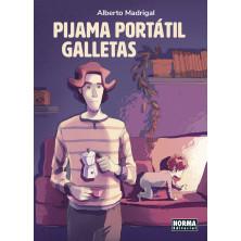 Cómic - Pijama portátil galletas