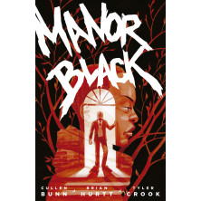 Cómic - Manor Black 1